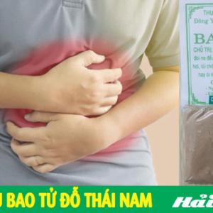 THUỐC CHỮA TRỊ ĐAU BAO TỬ - DẠ DÀY đông y Đỗ Thái Nam